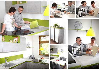 811ecddca2e2a Küchen perfekt geplant aus Mühlau